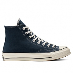 CONVERSE : CHUCK TAYLOR ALL STAR '70 HIGH TOP OBSIDIAN EGRET BLACK 164945C 467