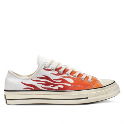 CONVERSE : CHUCK TAYLOR '70 OX LOW FLAMES