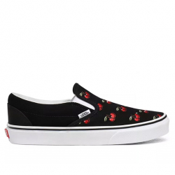 VANS : CLASSIC SLIP-ON CHERRIES