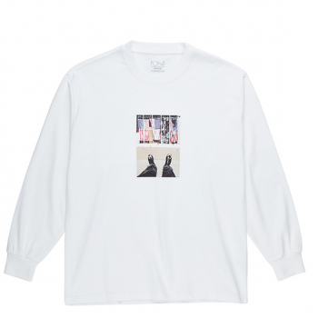 POLAR : HAPPY SAD AROUND THE WORLD LS TEE