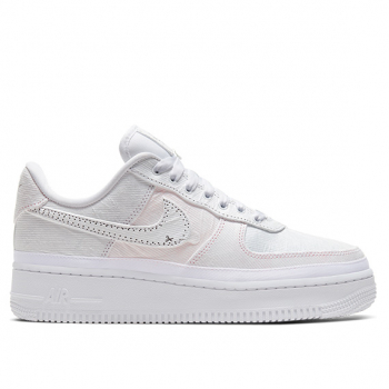 "NIKE : WMNS AIR FORCE 1 TEAR AWAY ""SAIL"""