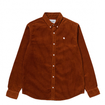 CARHARTT W.I.P : LS MADISON CORD SHIRT
