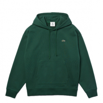 LACOSTE LIVE : LOGO LOOSE FIT SWEATSHIRT