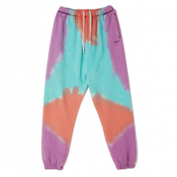 OBEY : SUSTAINABLE TIE DYE SWEATPANT